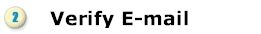 Verify your e-mail address