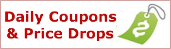 Daily Coupons & Price Drops