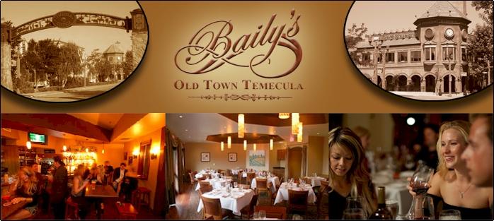 Baily's Restaurant