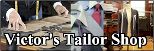 Victor's Tailor  Shop
