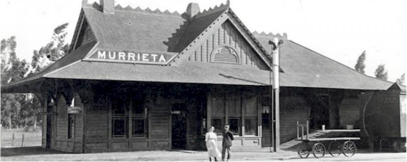 Murrieta Train Depot