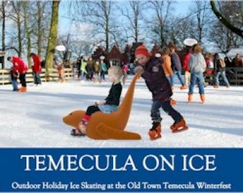 Temecula Ice Skating